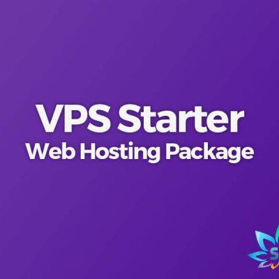 VPS Starter web hosting thumbnail