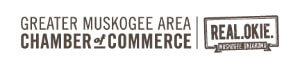 Greater Muskogee Area Chamber of Commerce logo