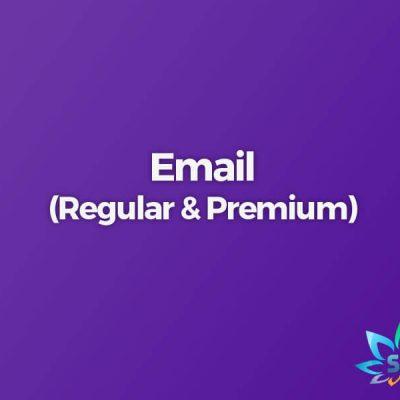 Email (Regular and Premium) thumbnail