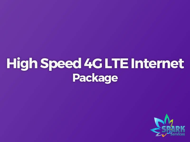 High Speed Internet LTE by SPARK Services product thumbnail