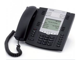 Aastra 6753i (53i) IP Phone (w/ power supply)