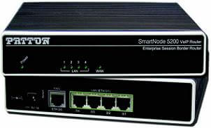 Patton SN5200/4B/EUI – Session border router
