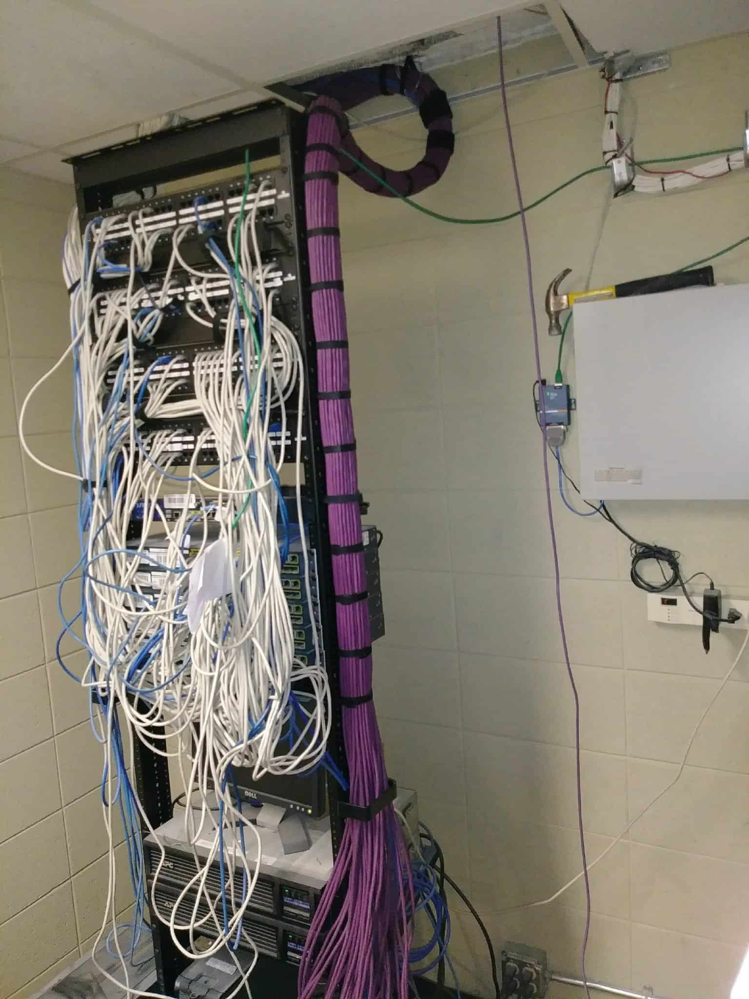 Structured Cabling & Network Services | SPARK Services MuskogeeSPARK Services