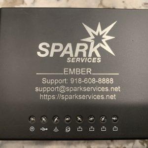 SPARK Services LTE Ember Modem