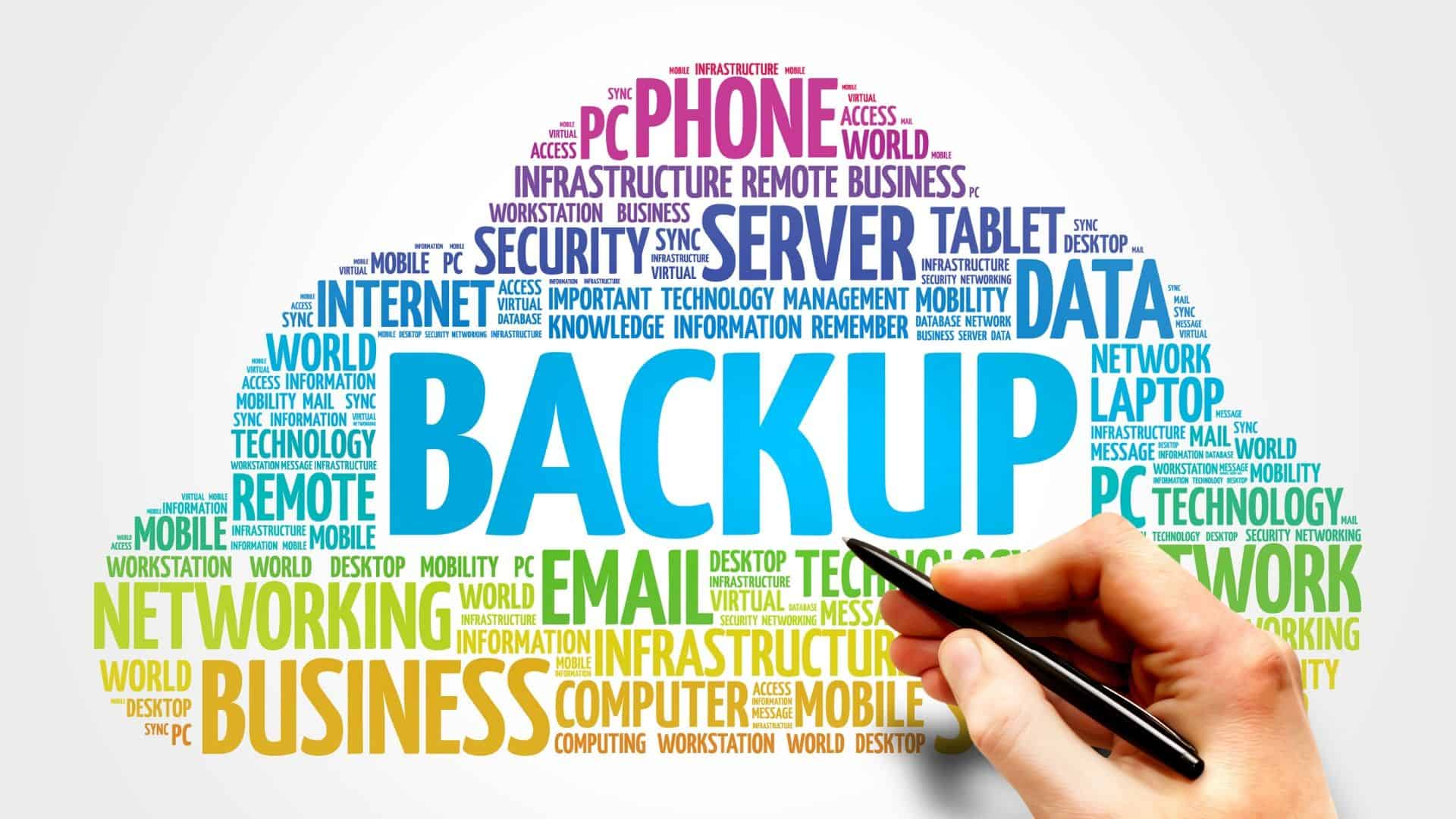 Top 5 Reasons Why You Need to back up Your Data