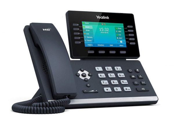 Yealink IP Phone SIP T54S w/o PS