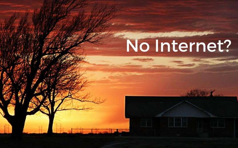 Fast Internet For Your Home Office And In The Field In Oklahoma
