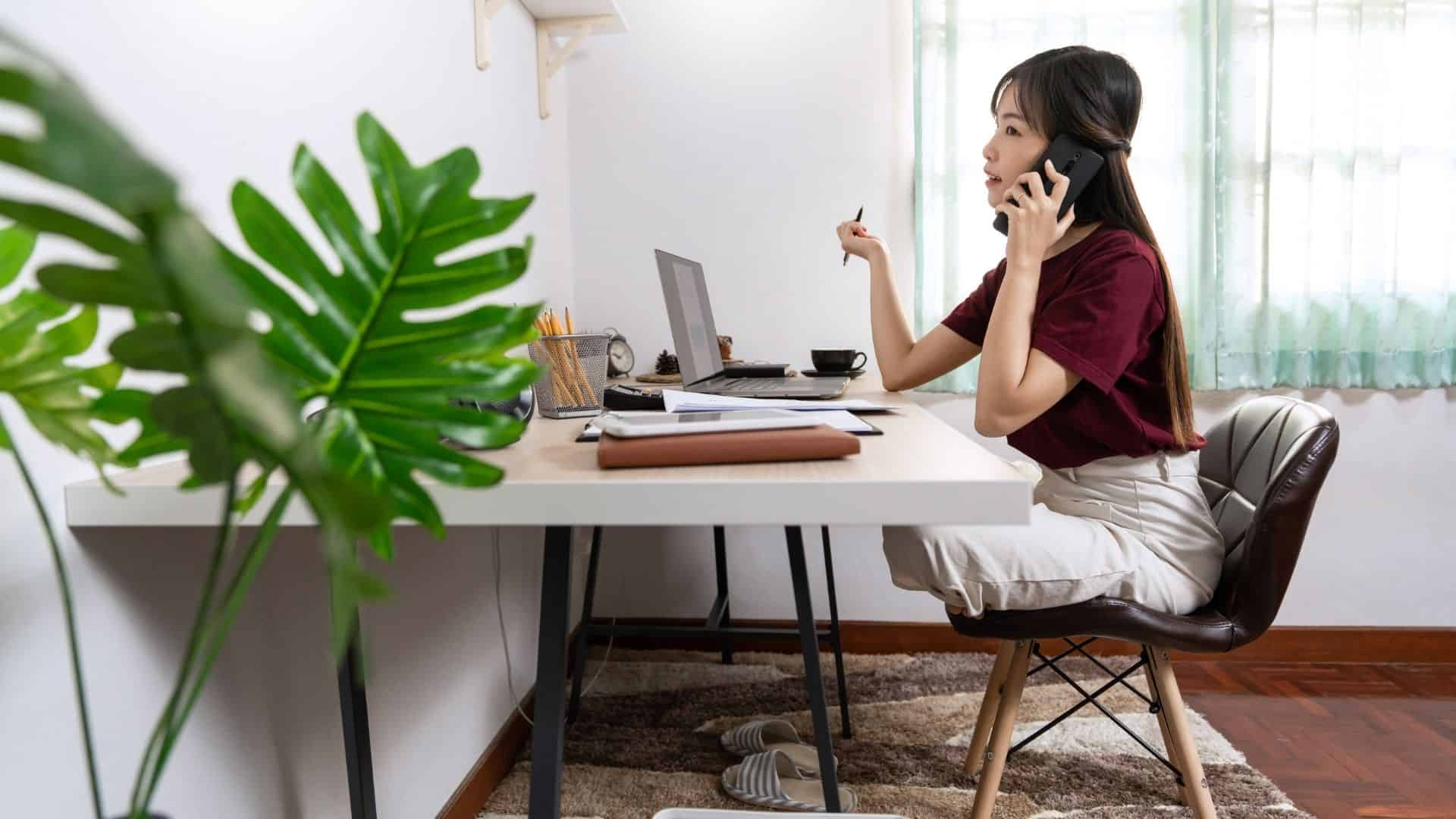 6 Benefits of VoIP for the Work from Home Workforce