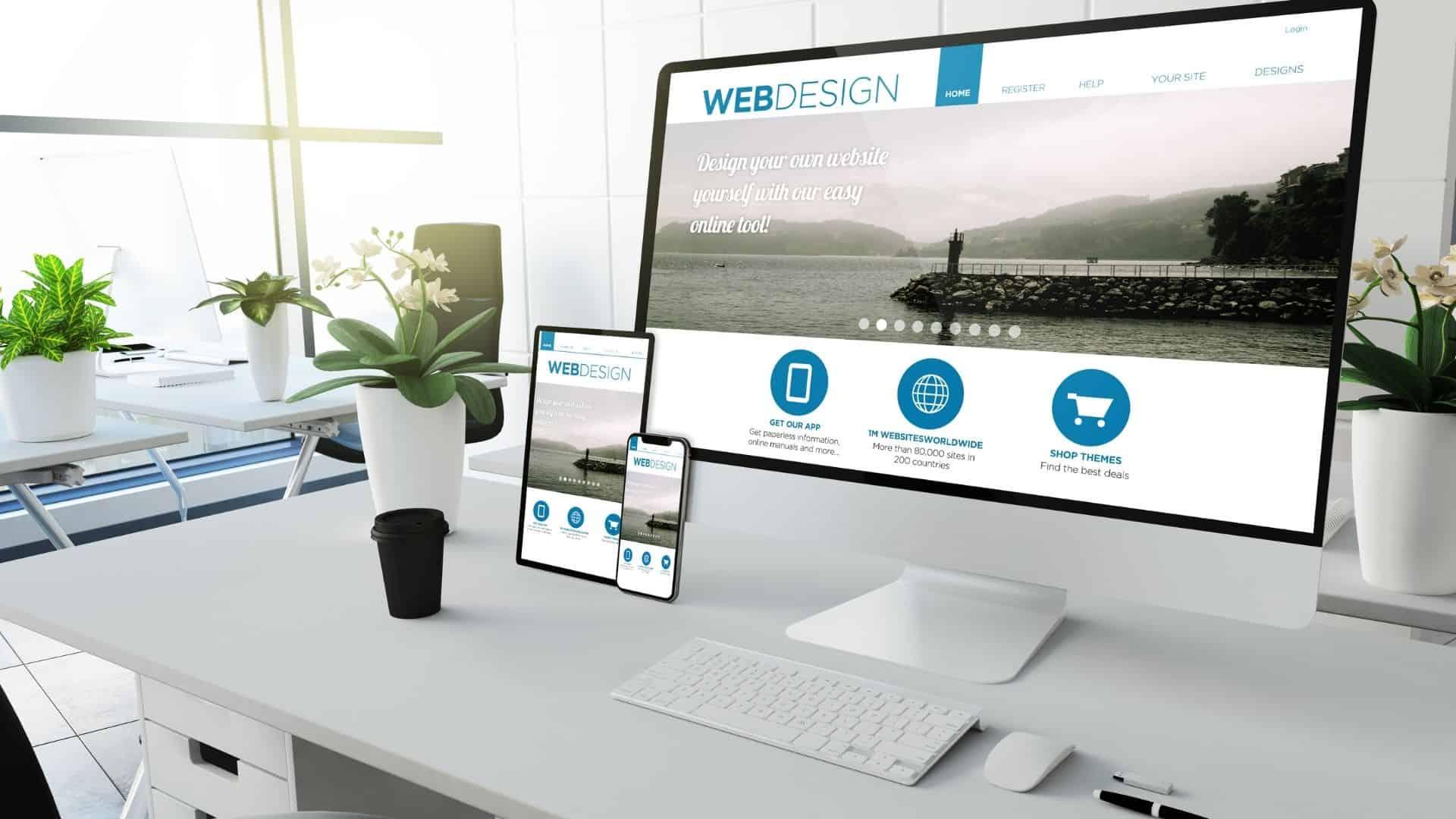Top 5 Benefits of Using Website Design Templates